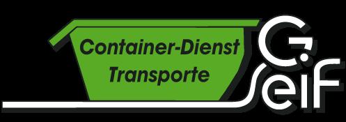 Gunter Seif Containerdienst